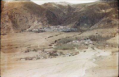 Drepung and Nechung Monasteries
