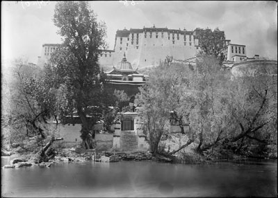 Temple of the Serpent Gods or Lukhang, Lhasa