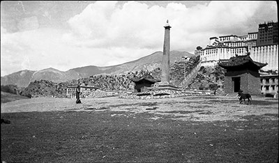 Sho Doring and Potala Palace