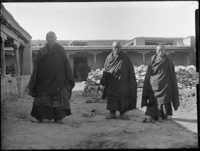 Priest in charge of Lhasa arsenal