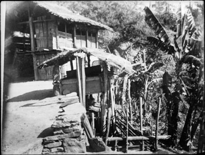 Lepcha House in Sikkim
