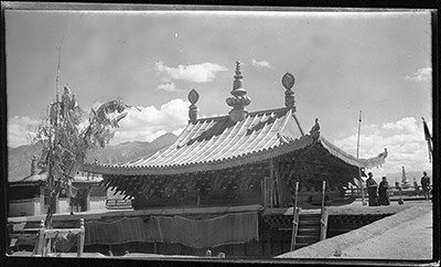 Roof of the Potala?