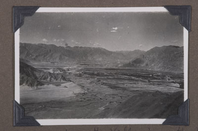 View of Lhasa Valley