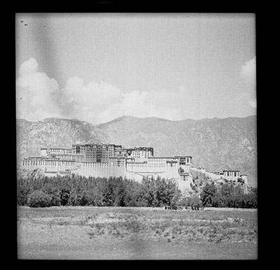 Potala from the south