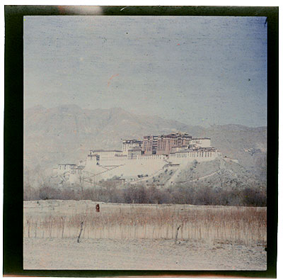 Potala from south east