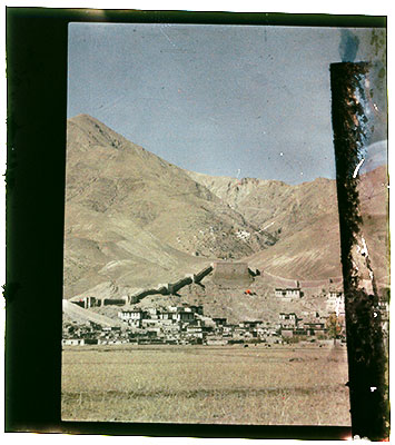Palkhor Chode temple and Kubum at Gyantse