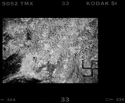 Lhodrag inscription