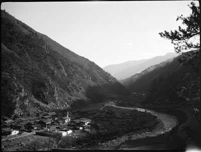 Yatung, Chumbi Valley