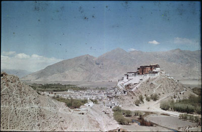 Potala from Chakpori