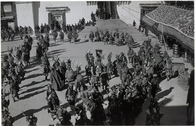 Zimchongpa at Tse Gutor ceremony